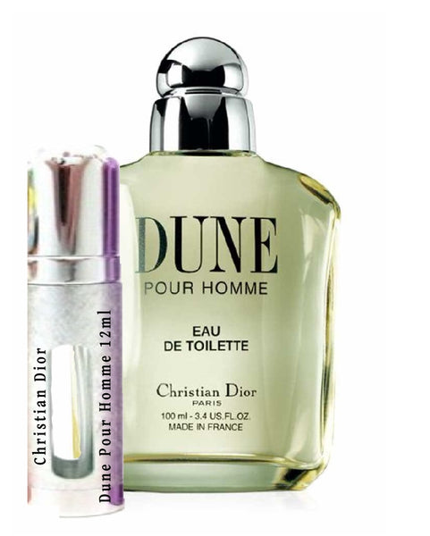Christian Dior Dune Pour Homme samples 12ml