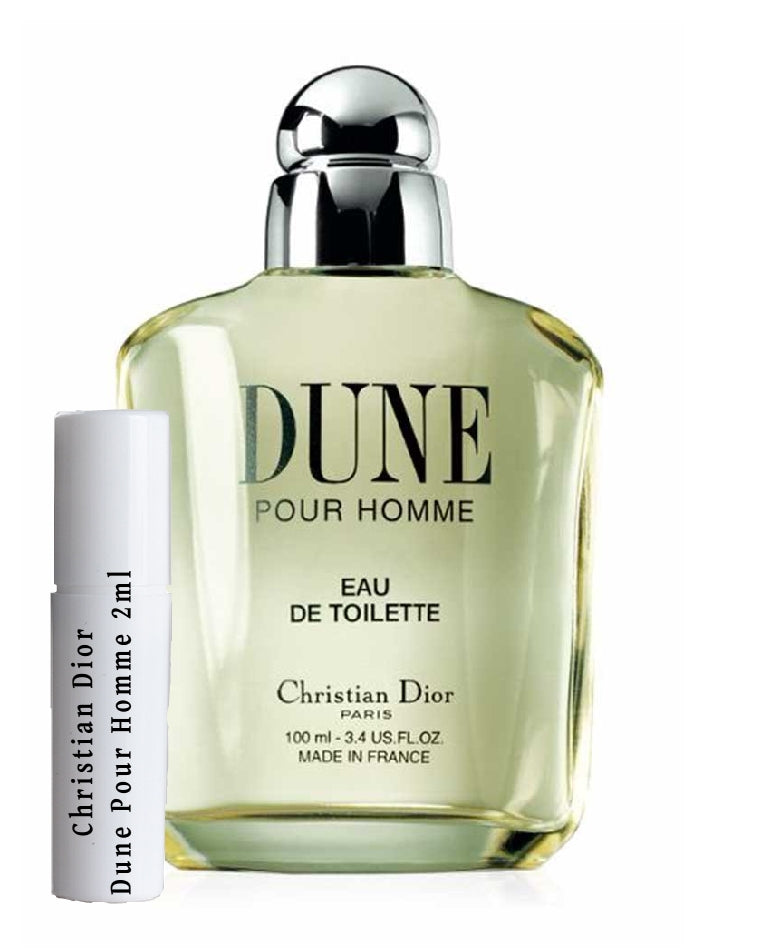 Christian Dior Dune Pour Homme samples 2ml