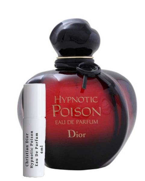 Christian Dior Hypnotic Poison samples 6ml