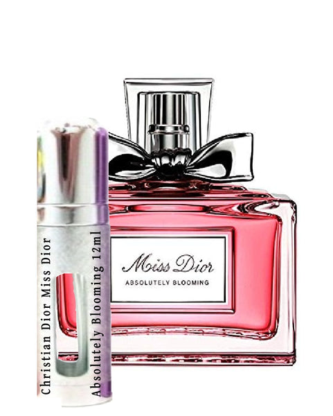 Christian Dior Miss Dior Absolutely Blooming samples 12ml