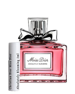 Christian Dior Miss Dior Absolutely Blooming samples 2ml