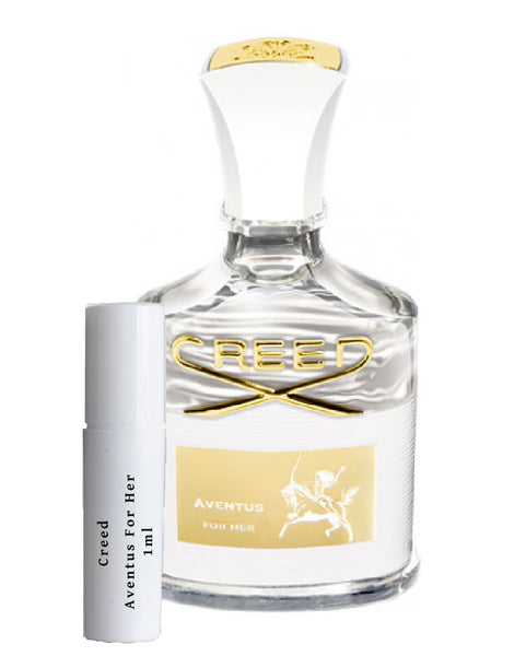 Creed Aventus For Her prøver