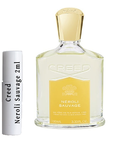 Creed Neroli Sauvage samples 2ml