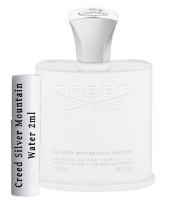 Creed Silver Mountain Water prøver 2 ml