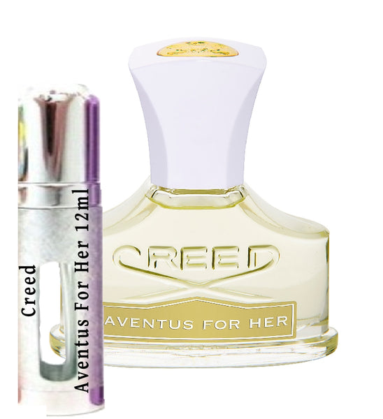 Creed Aventus For Her samples 12ml