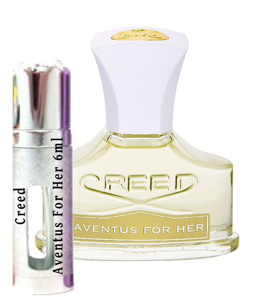 Creed Aventus For Her Samples 6ml