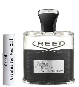 Creed Aventus For Men minták 2 ml 0.07 oz