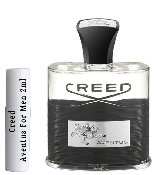 Creed Aventus For Men samples - lot C4219U01 2ml