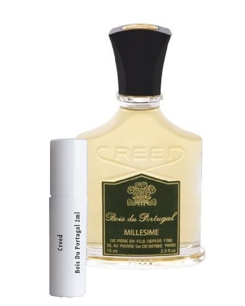 Creed Bois Du Portugal samples 2ml
