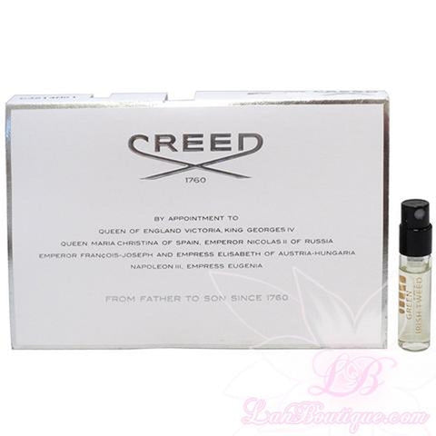 Creed Green Irish Tweed sample 2ml