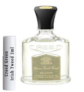 Creed Green Irish Tweed عينات 2 مل