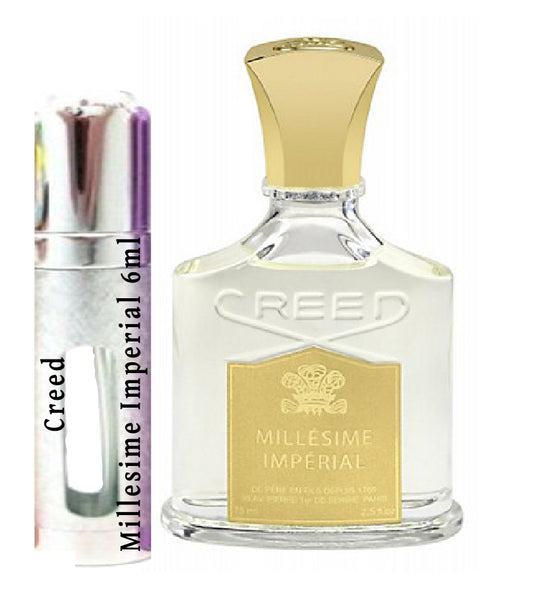 Creed Millesime Imperial samples 6ml