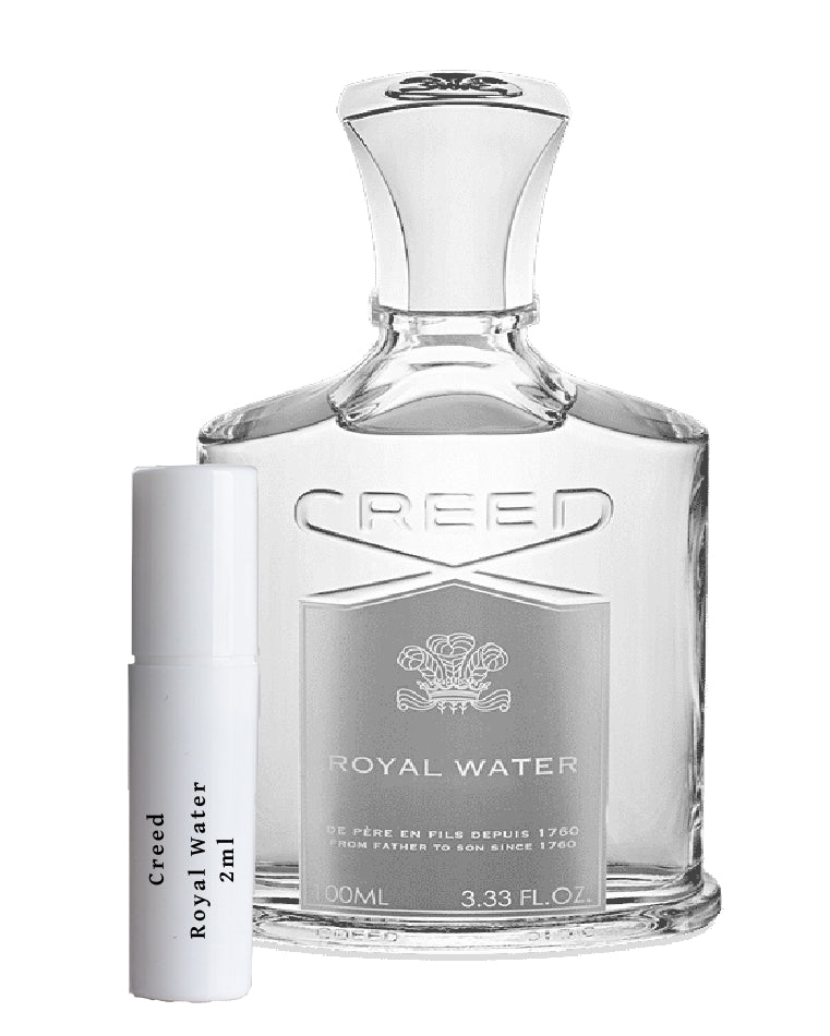 Creed Royal Water sample 2ml