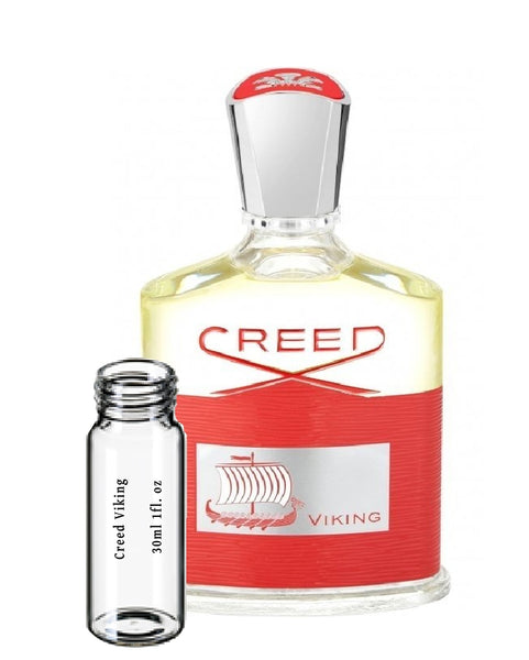 Creed Viking samples 30ml 1fl. oz