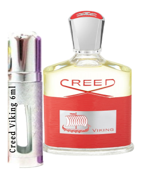 Creed Viking Sample samples 6ml