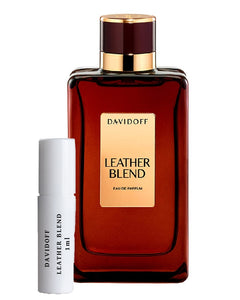 DAVIDOFF LEATHER BLEND قارورة 1 مل