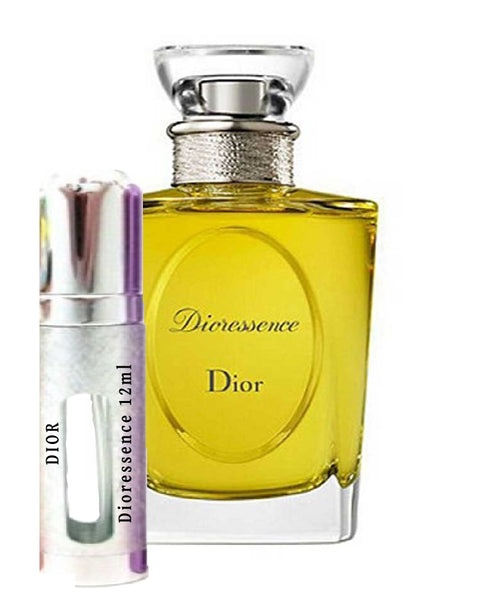 Christian DIOR Dioressence samples 12ml