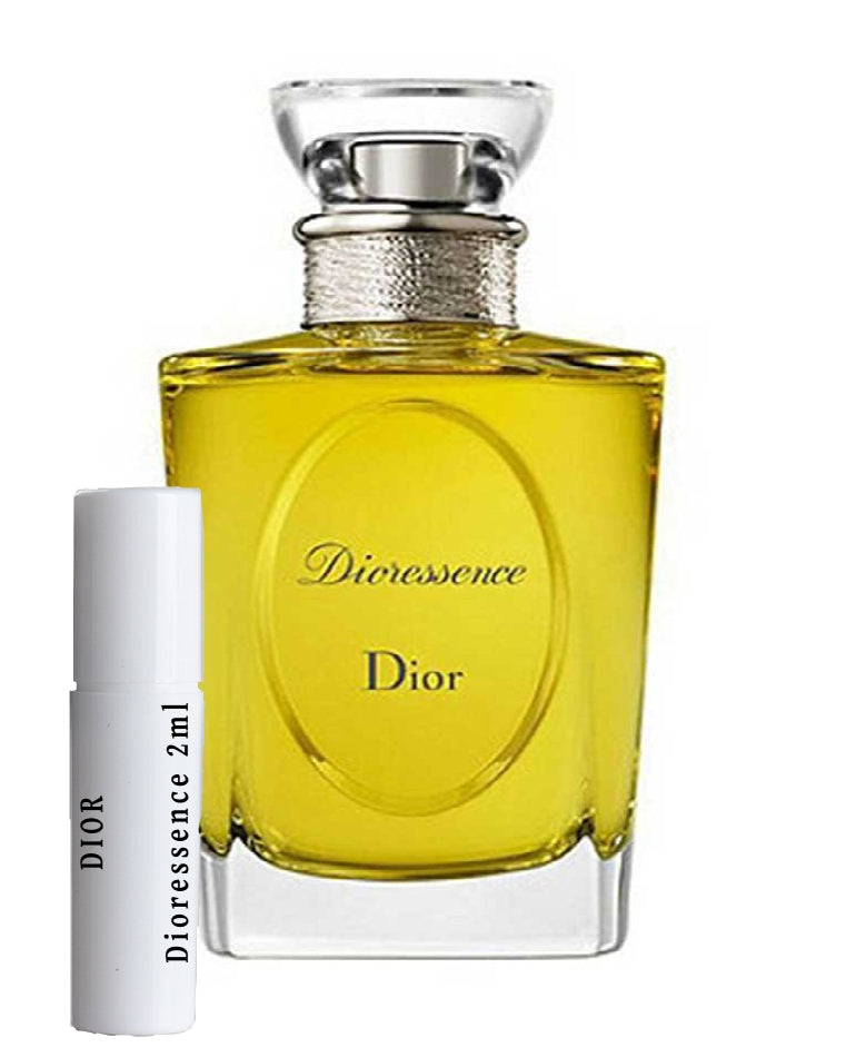 Christian DIOR Dioressence samples 2ml