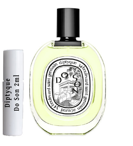 Diptyque Do Son samples 2ml
