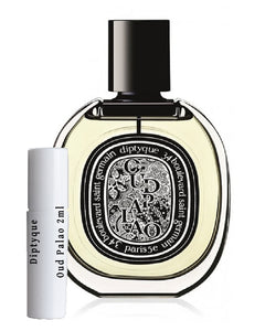 Diptyque Oud Palao samples 2ml