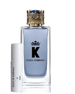 Dolce & Gabbana K sample 2ml