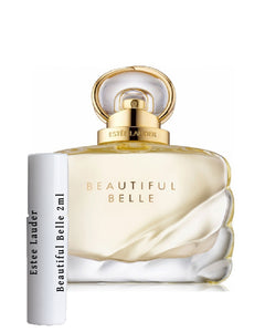 Estee Lauder Beautiful Belle samples 2ml