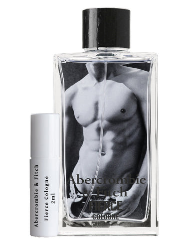Fierce Cologne by Abercrombie & Fitch sample 2ml
