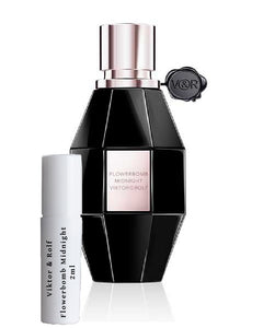 Viktor & Rolf Flowerbomb Midnight sample 2ml