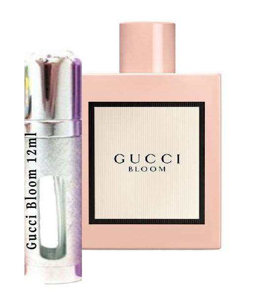 Gucci Bloom samples 12ml