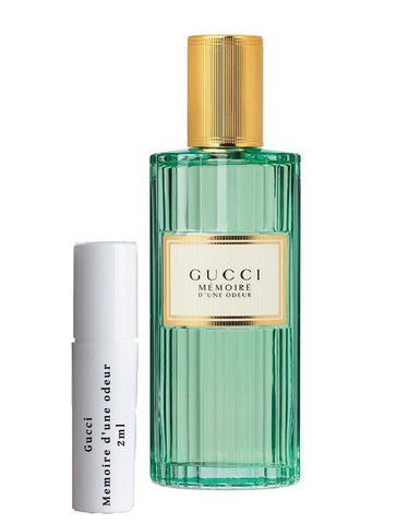 Gucci Memoire d'une odeur sample 2ml