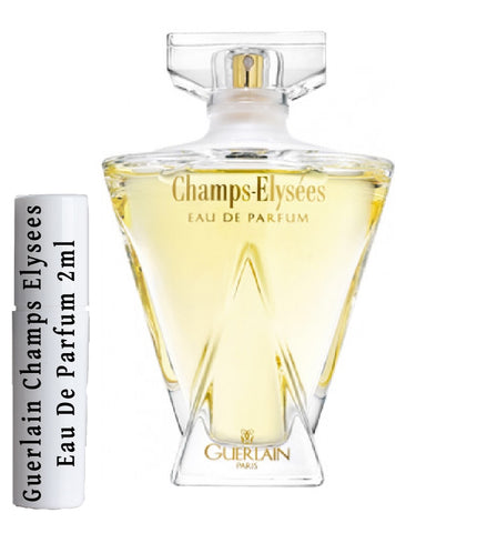 Guerlain CHAMPS-ELYSEES samples 2ml