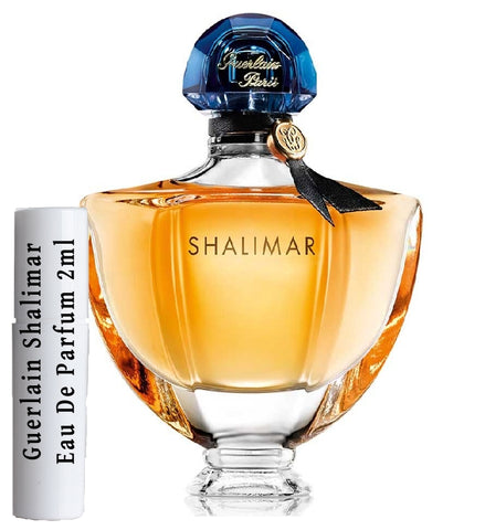 Guerlain Shalimar samples 2ml