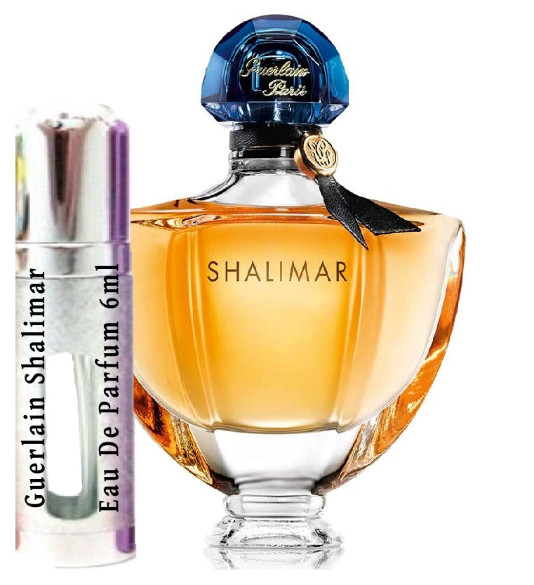 Guerlain Shalimar samples 6ml