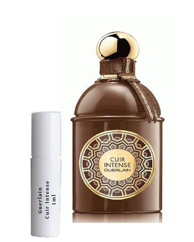 Guerlain Cuir Intense sample vial spray 1ml
