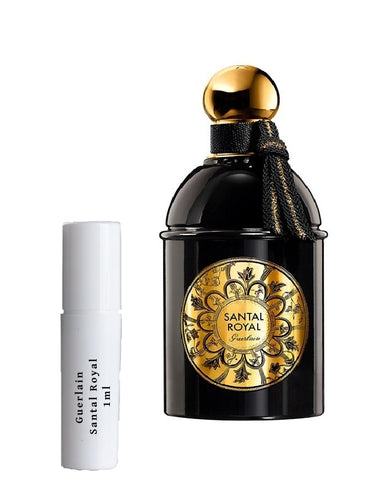Guerlain Santal Royal sample vial spray 1ml