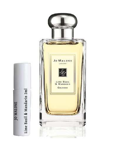 JO MALONE  Lime Basil & Mandarin samples 2ml