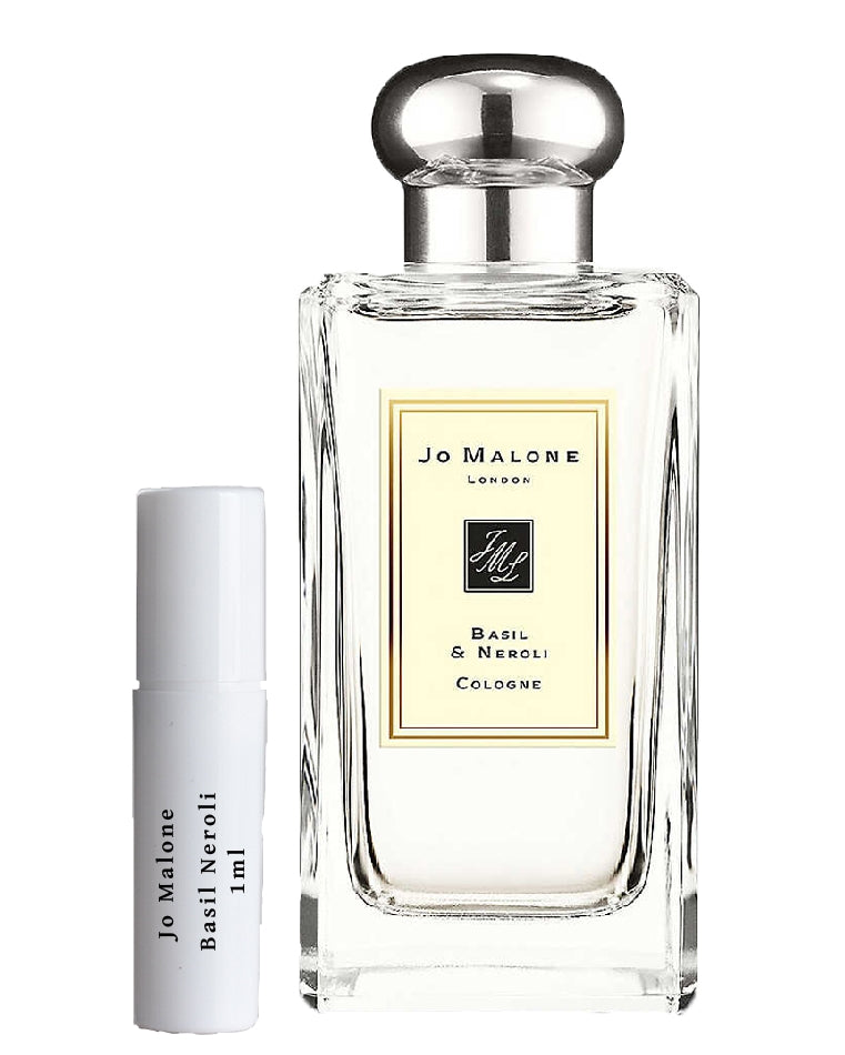 Jo Malone Basil Neroli sample vial spray 1ml