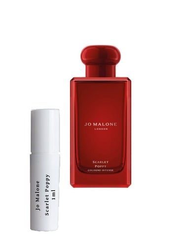 Jo Malone Scarlet Poppy sample 1ml