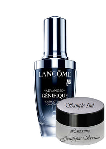 Lancome Genifique Serum samples 5ml