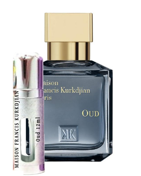 MAISON FRANCIS KURKDJIAN Oud samples 12ml