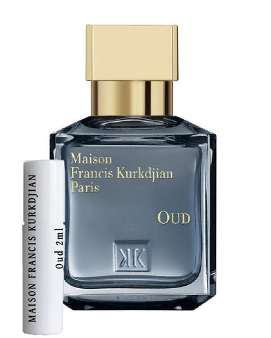MAISON FRANCIS KURKDJIAN Oud samples 2ml