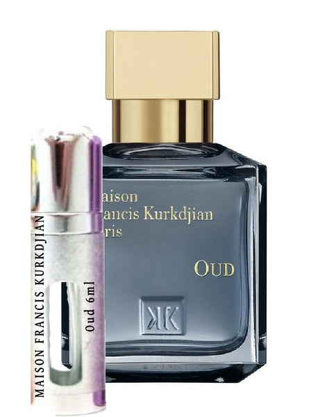 MAISON FRANCIS KURKDJIAN Oud samples 6ml
