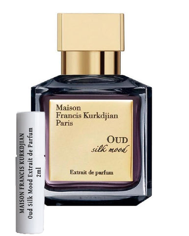 MAISON FRANCIS KURKDJIAN Oud Silk Mood samples Extrait de Parfum 2ml