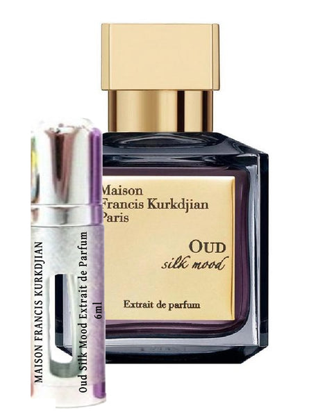 MAISON FRANCIS KURKDJIAN Oud Silk Mood samples Extrait de Parfum 6ml