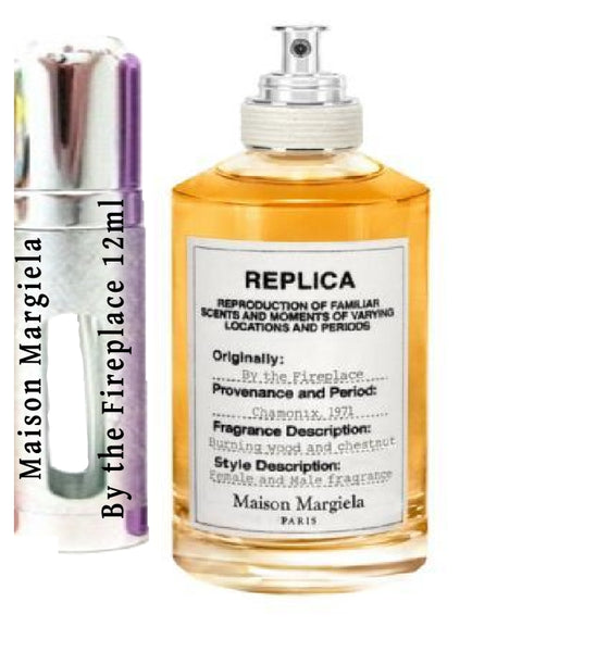 Maison Margiela By the Fireplace samples 12ml