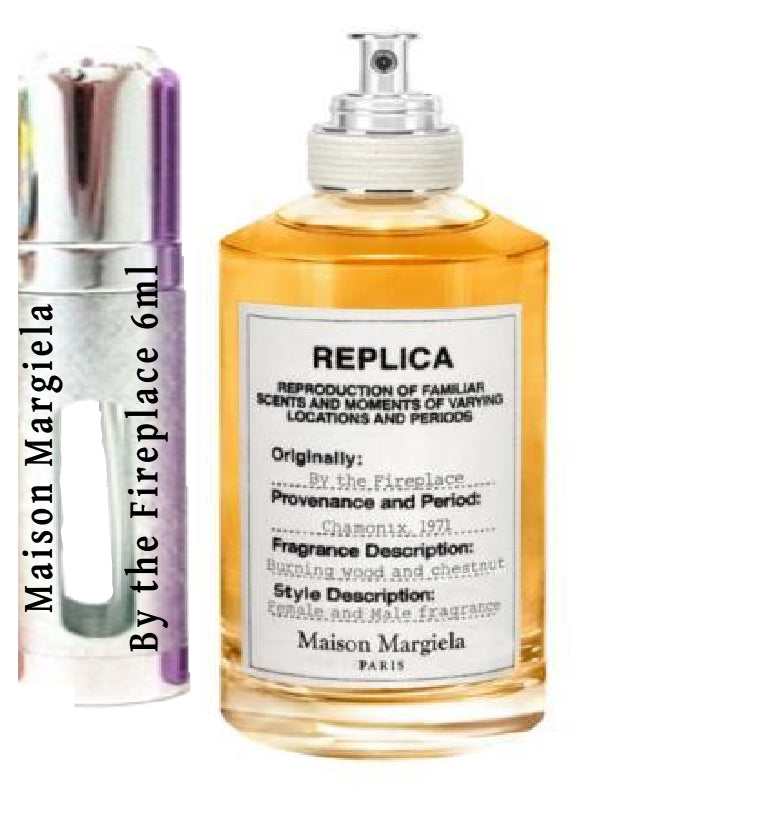 Maison Margiela By the Fireplace samples 6ml