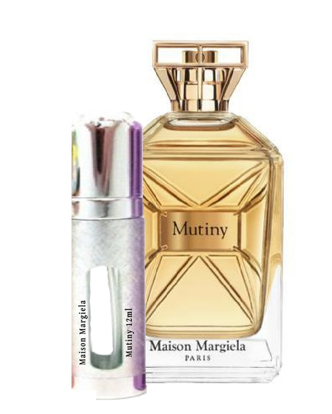 Maison Margiela Mutiny samples 12ml