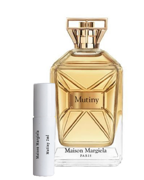 Maison Margiela Mutiny samples 2ml