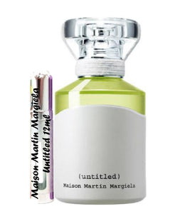 Maison Martin Margiela Untitled samples Eau De Parfum