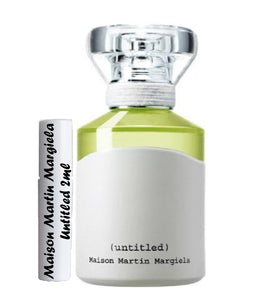 Maison Martin Margiela Untitled sample 2ml Eau De Parfum